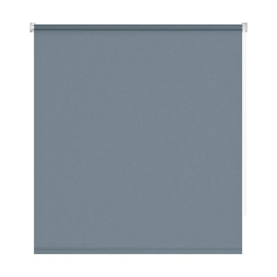 Миниролл Decofest блэкаут синяя сталь 120х160 см