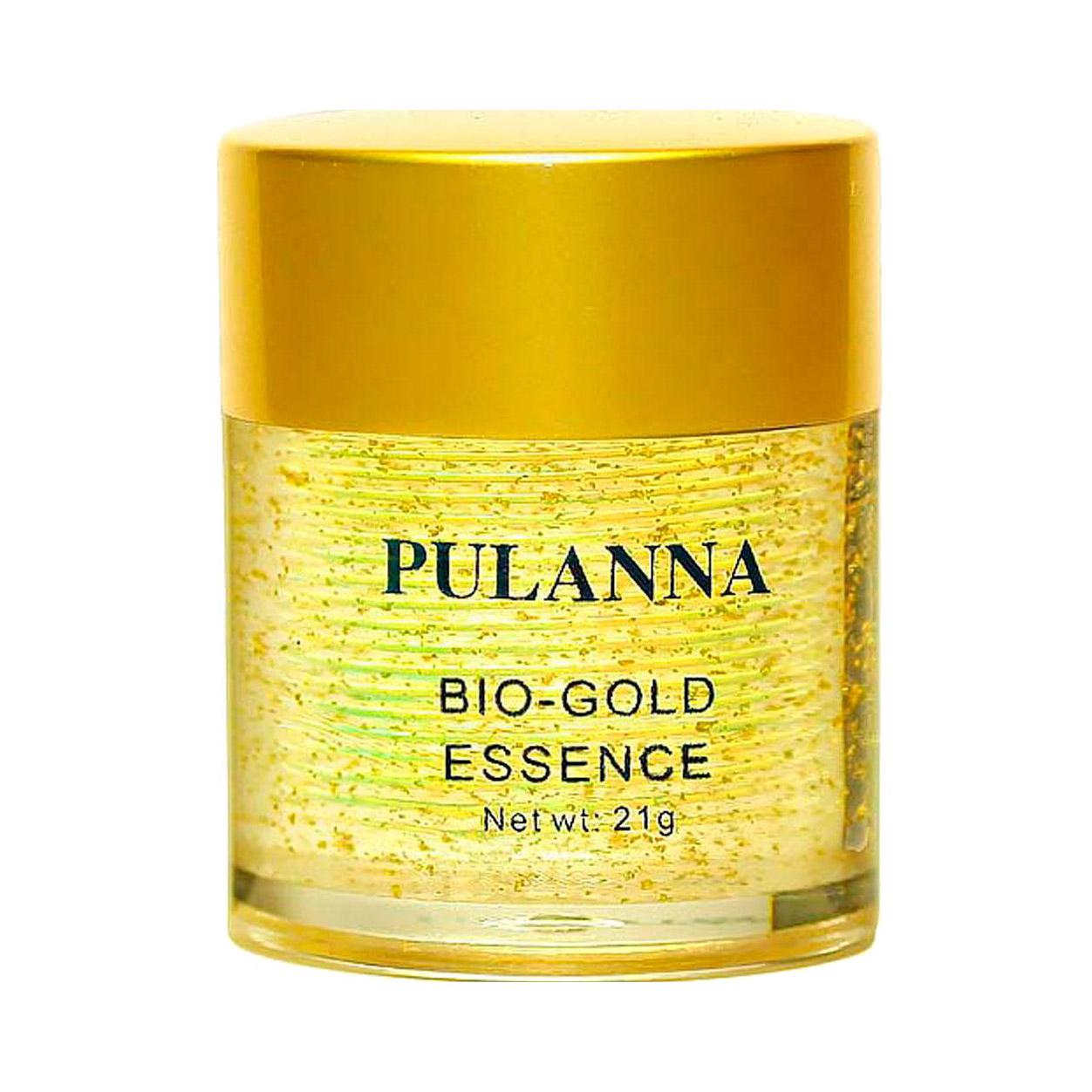 Золотой гель для век Pulanna Био на основе био-золота Bio-gold Essence 21 г шубинский в золотой век