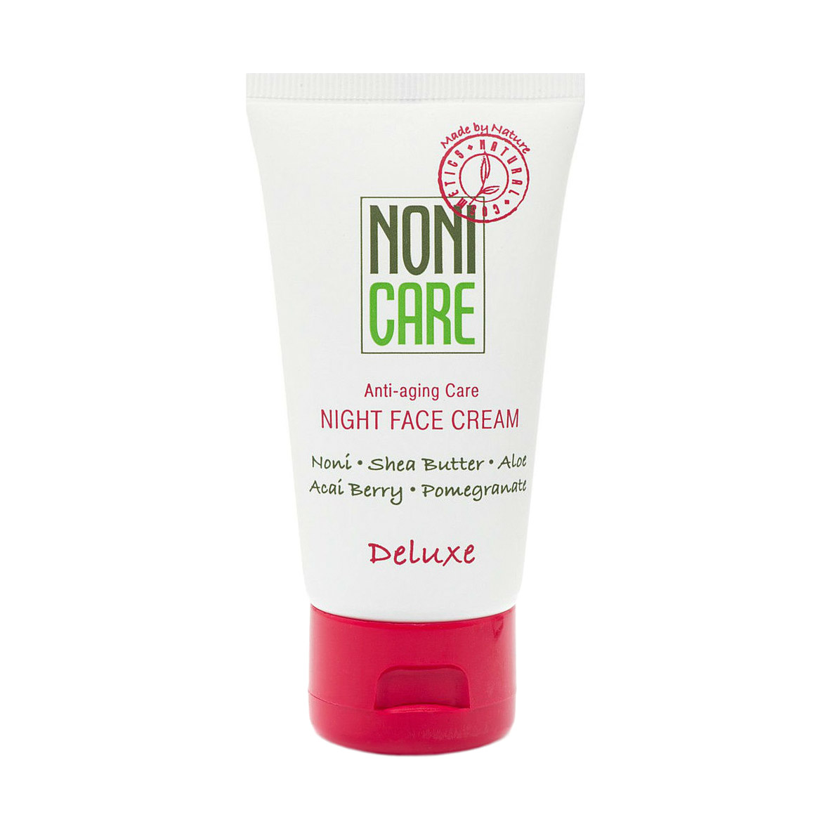 Ночной крем от морщин Nonicare Deluxe - Night Face Cream 50 мл 40+ ночной крем от морщин nonicare deluxe night face cream 50 мл 40