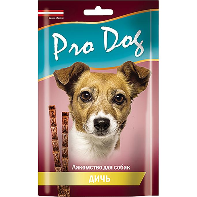 Лакомство для собак Pro Dog Охотничьи палочки 45 г