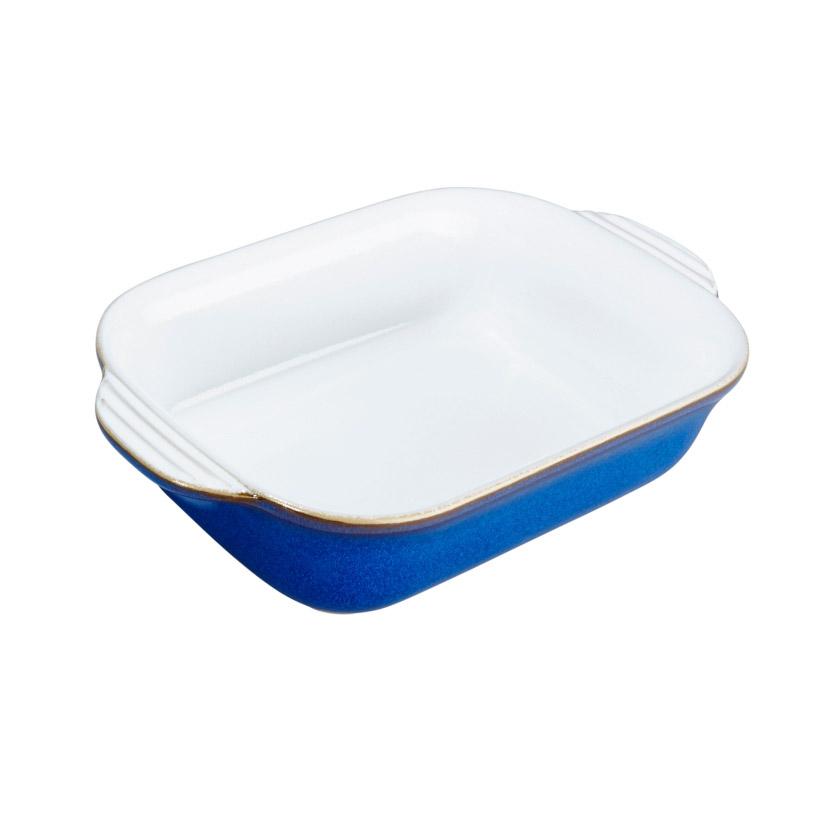 Блюдо для запекания Императорский Синий Denby 0,5 л фото