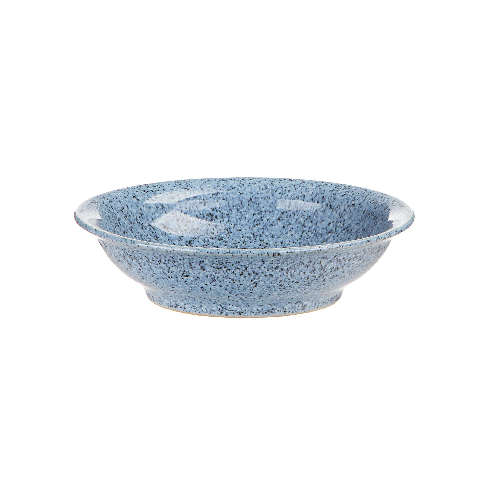 Блюдо для фруктов Denby Studio Blue 15,5 см блюдо для фруктов denby studio craft 15 см