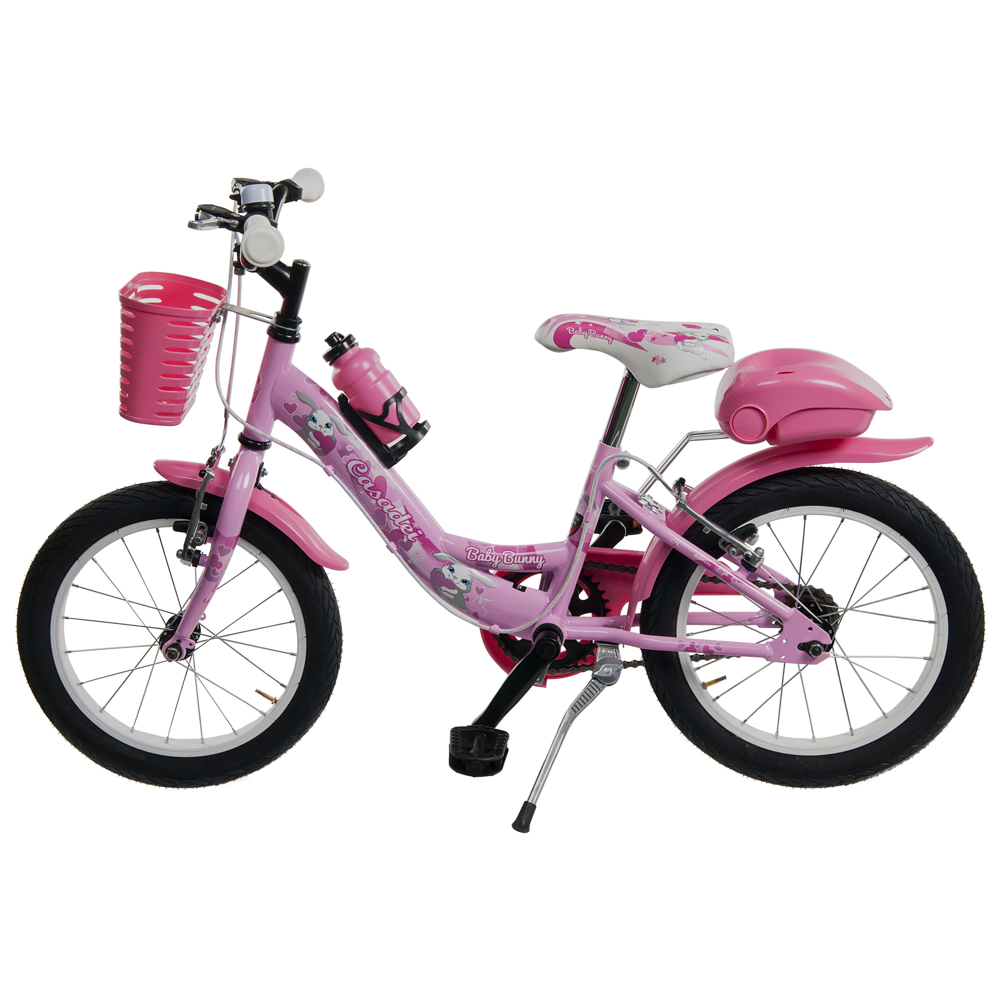 Купить Велосипед детский Casadei venere 16 фиолетовый, Италия