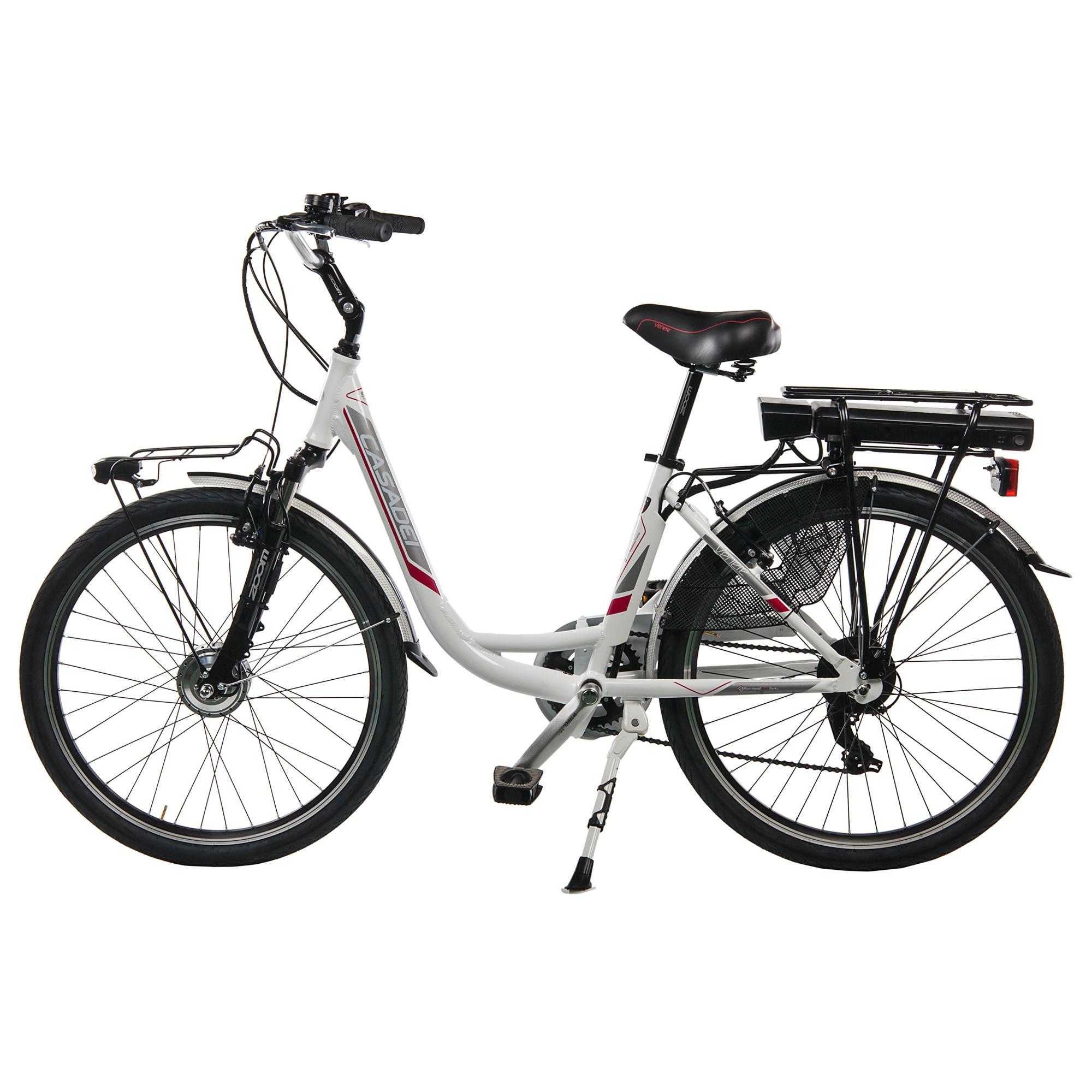 Купить Электровелосипед Casadei ansmann 36v-9ah 26, Германия, алюминий