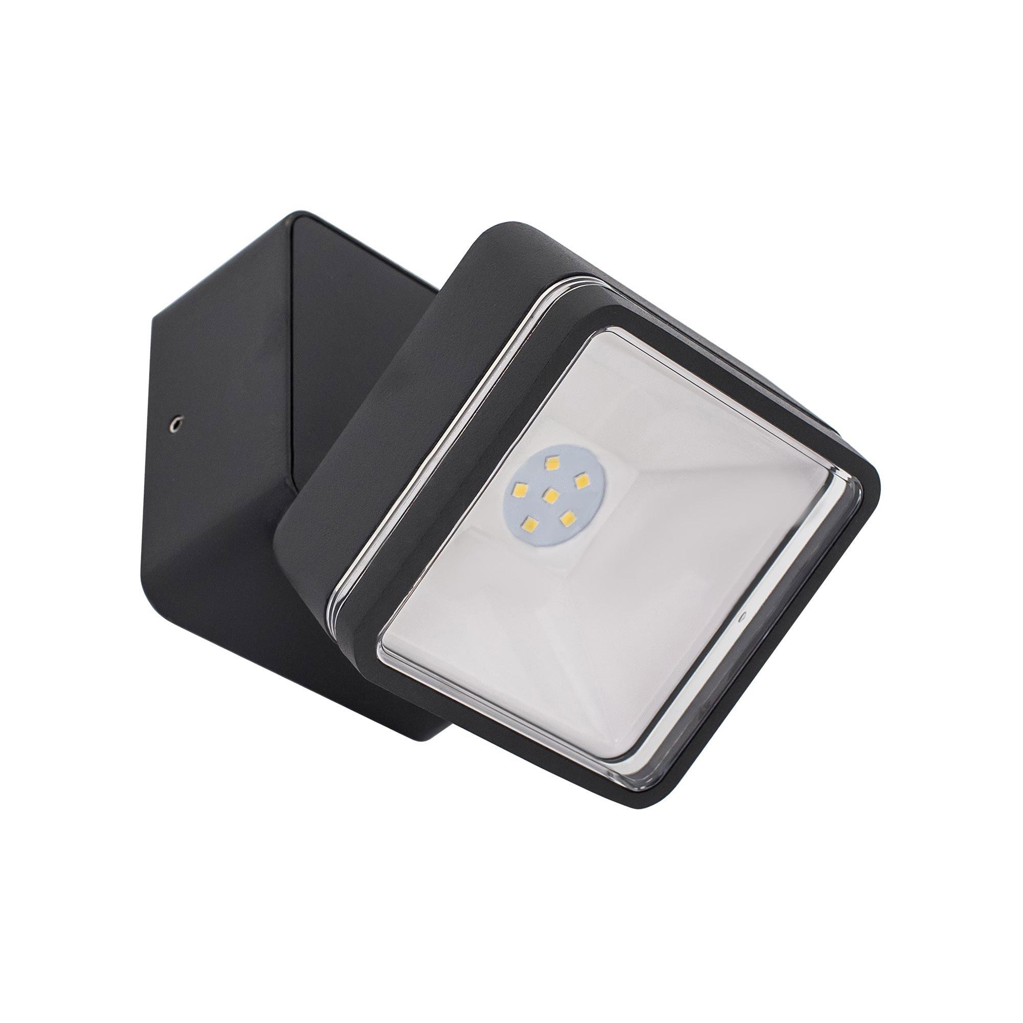 Уличный настенный светильник Светодиодный Citilux CLU0008K