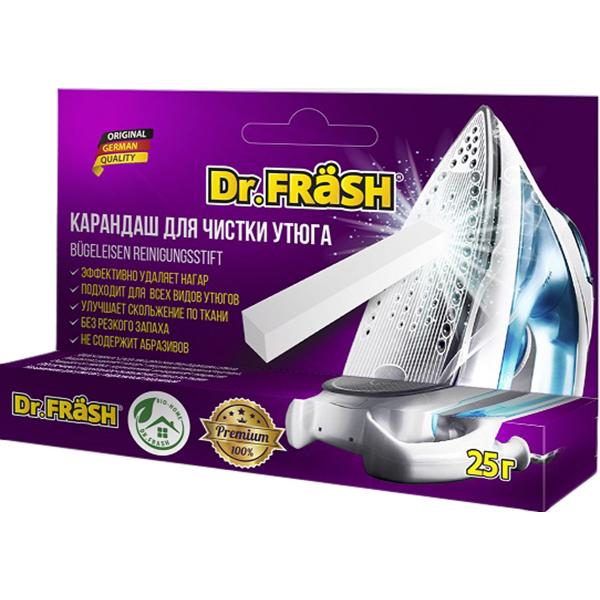 Фото - Карандаш для чистки утюгов Dr.Frash 2474 25 г подошва тефлоновая lelit pa 205 1 для всех утюгов lelit