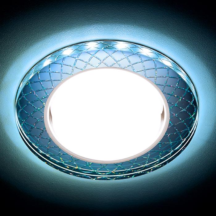 Светильник Ambrella light g245 ch/pr/cld gx53led cold 0 pr на 100