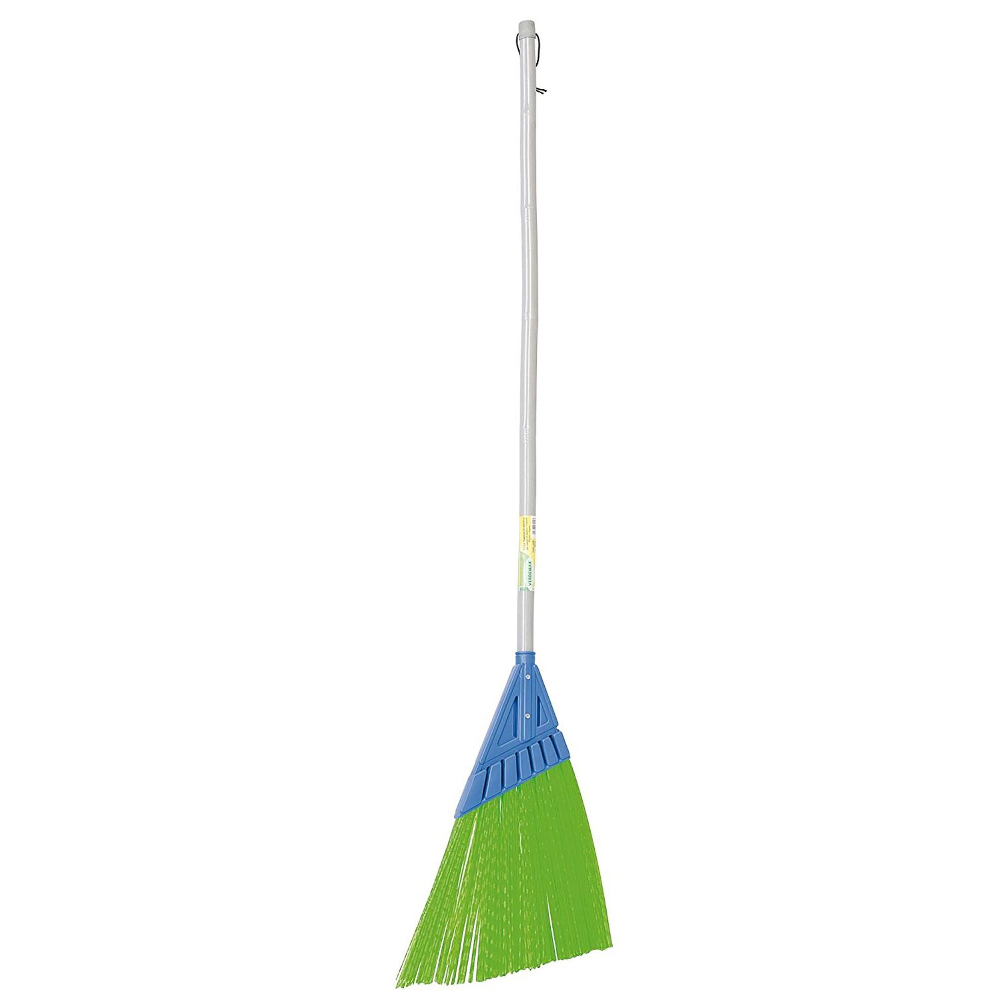 садовое ограждение verdemax палки бамбуковые 6650 Метла пластик Verdemax