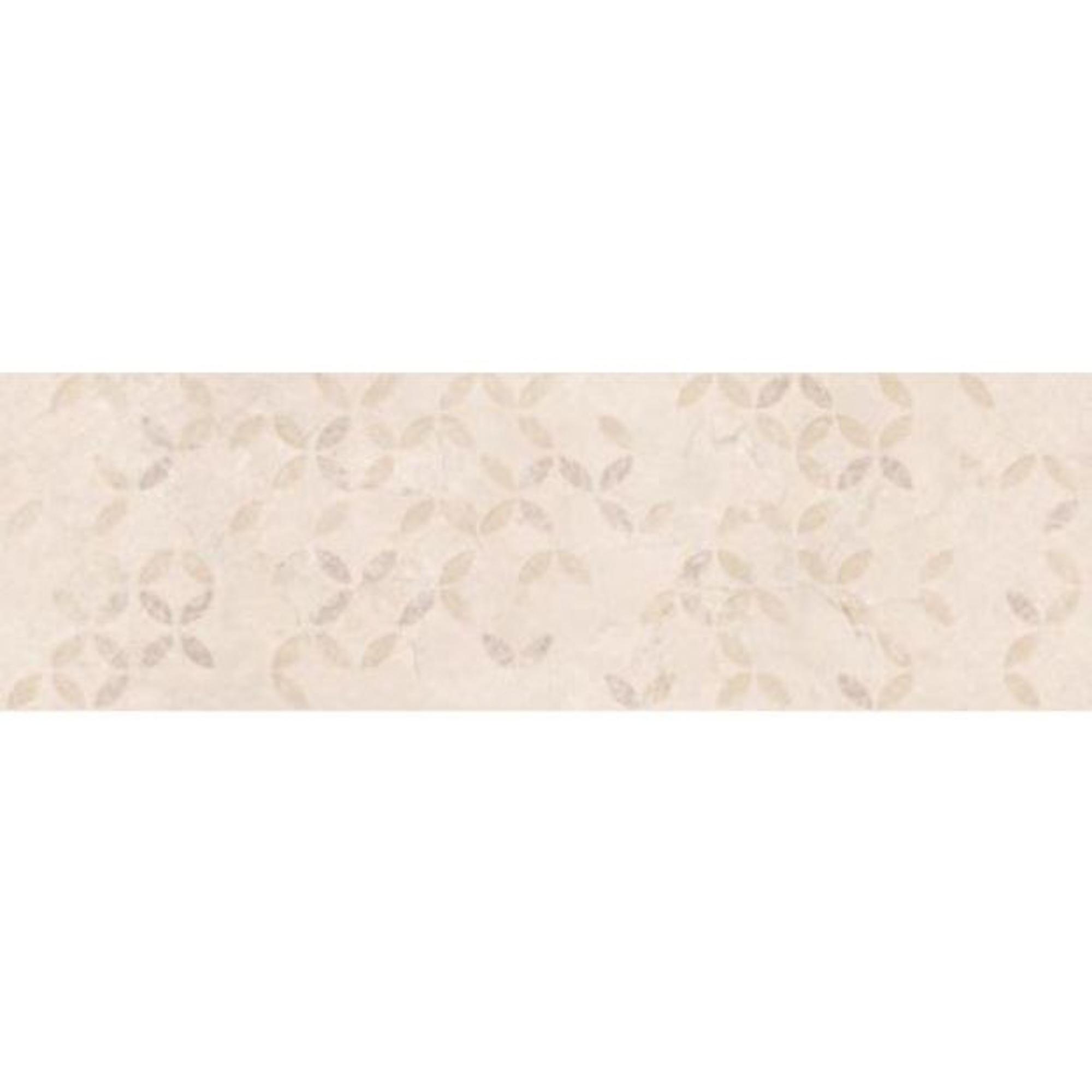 Плитка Undefasa Decorado Crema Natural 31.5x100 см