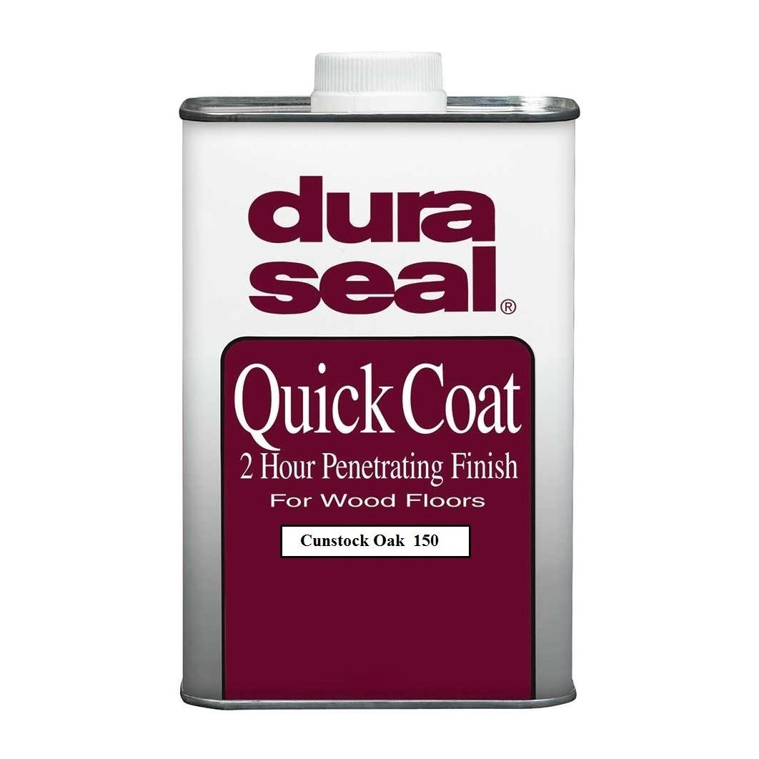 Масло для пола DuraSeal Quick Coat 150, масло для дерева, Цвет: Gunstock Oak - Гансток дуб, кварта 0,95л.