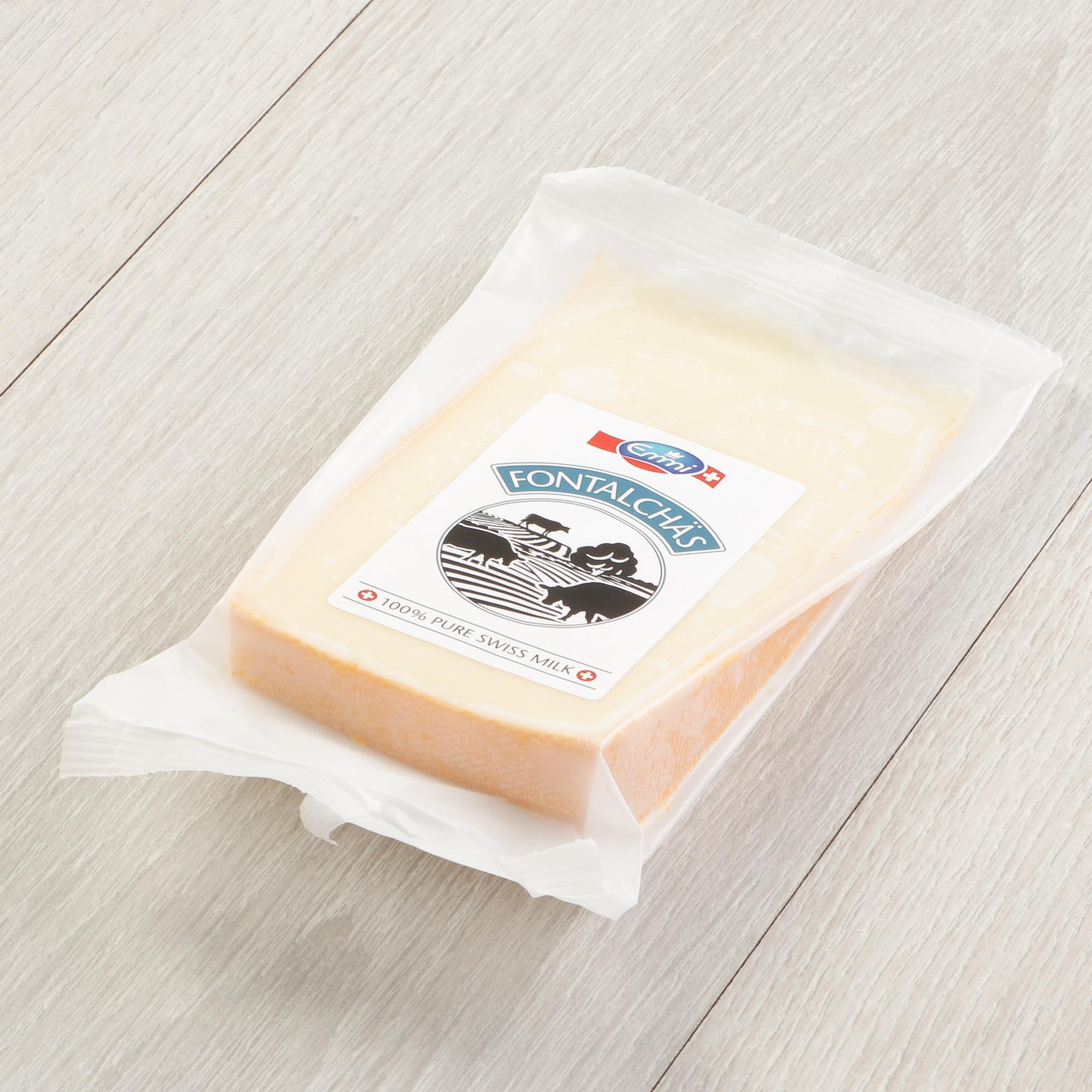 Купить Сыр Emmi Фонтальхас 45% 180 г, Сыр твердый