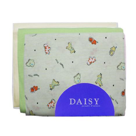 Пеленка Daisy трикотажная 95*120 бежевая 3 шт пеленки daisy пеленка дракончик 4 шт