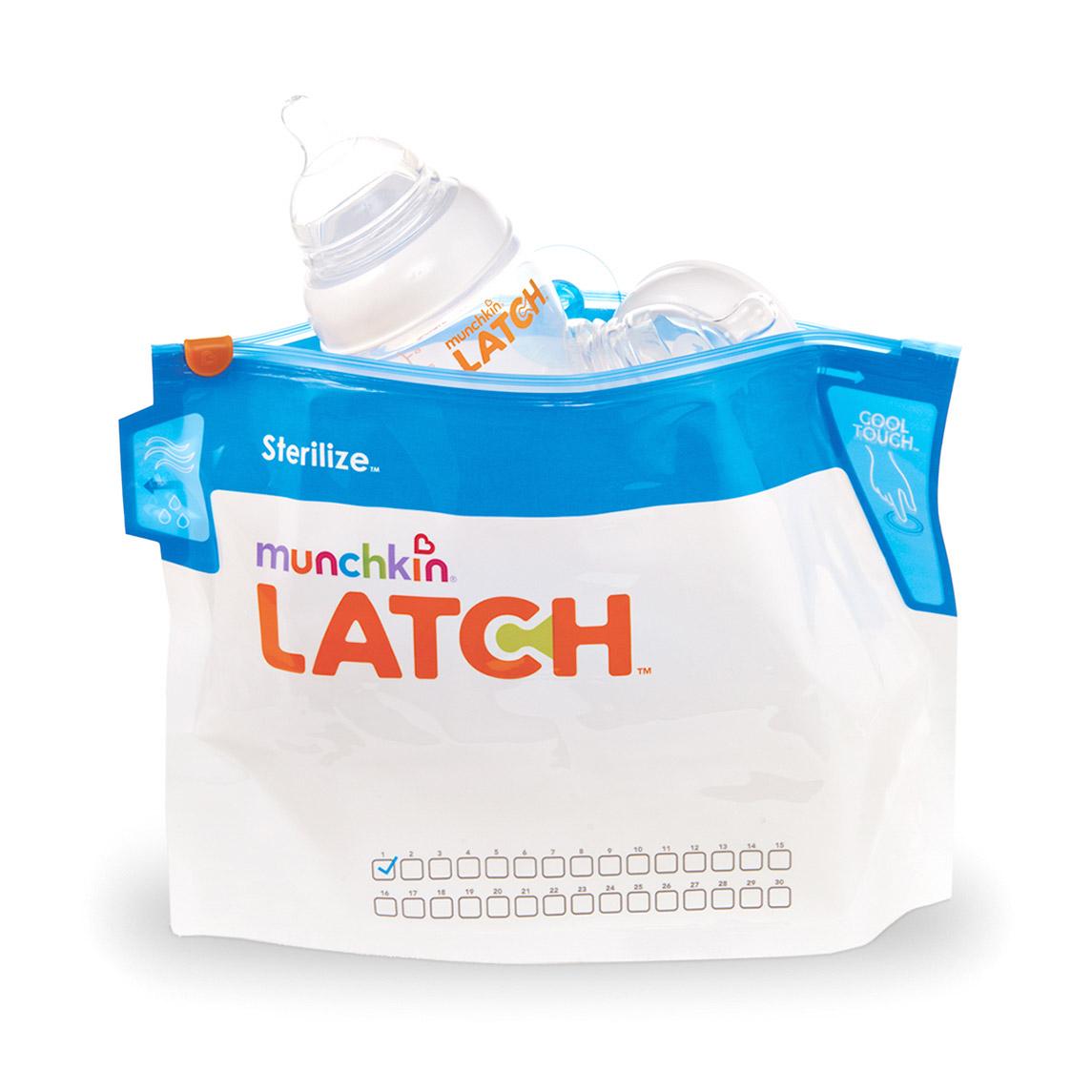 Пакеты Munchkin для стерилизации 6 шт фото