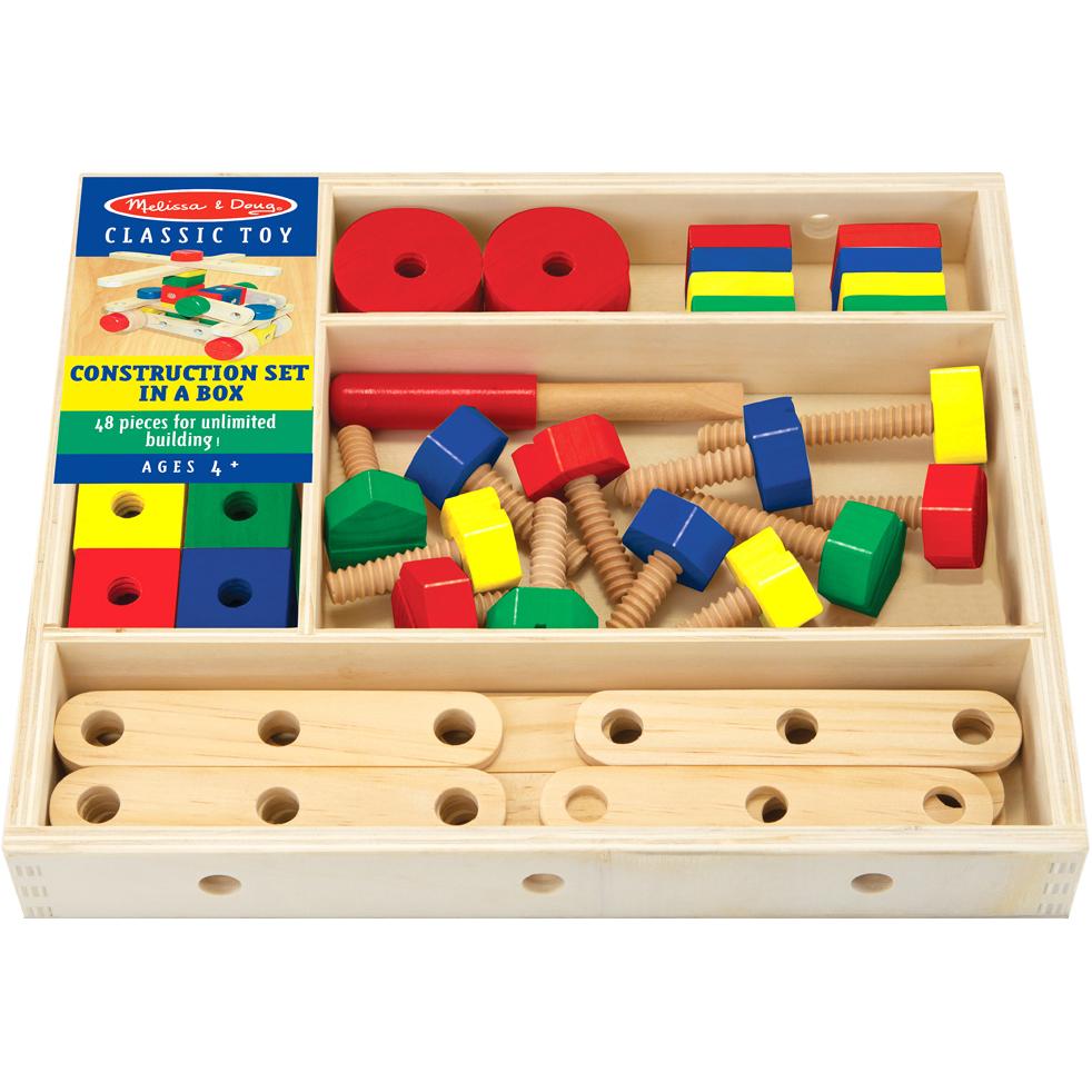 Игровой набор Melissa #and# Doug Классические игрушки Конструктор