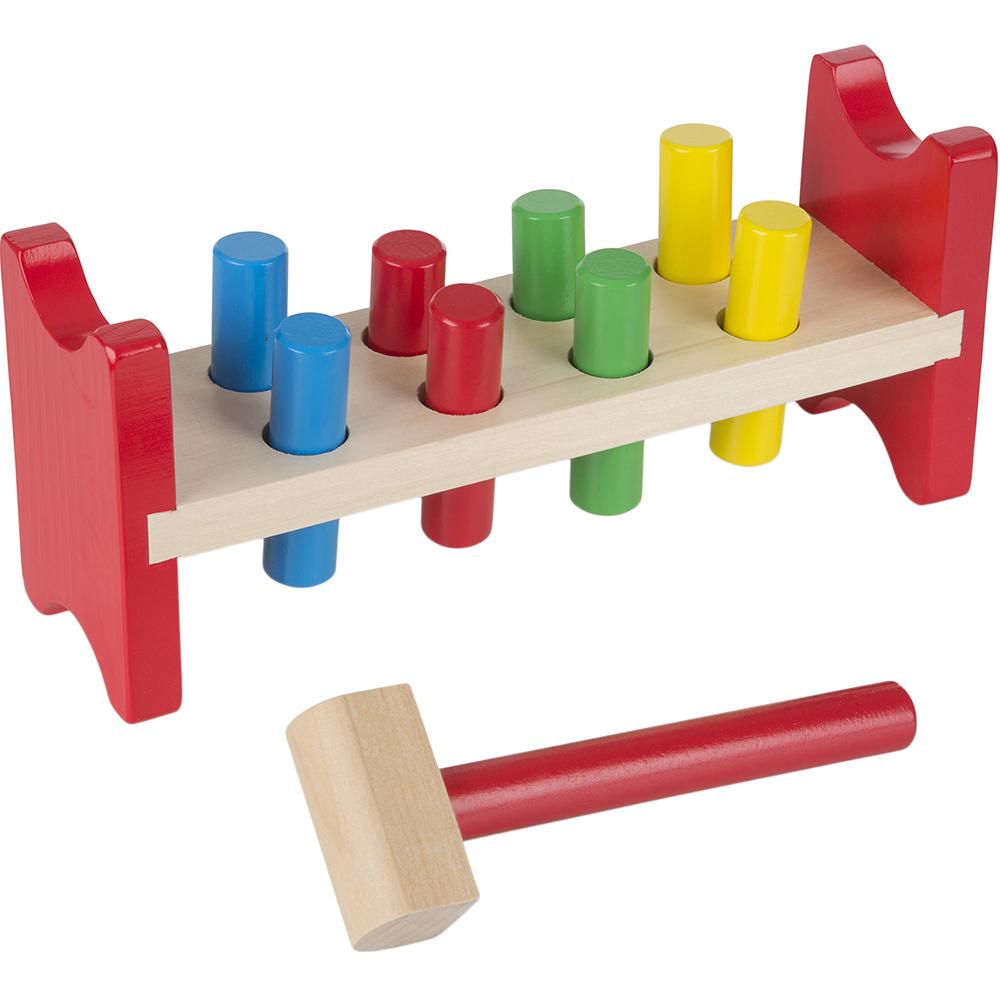 Игровой набор Melissa #and# Doug Классические игрушки Забить в лунки