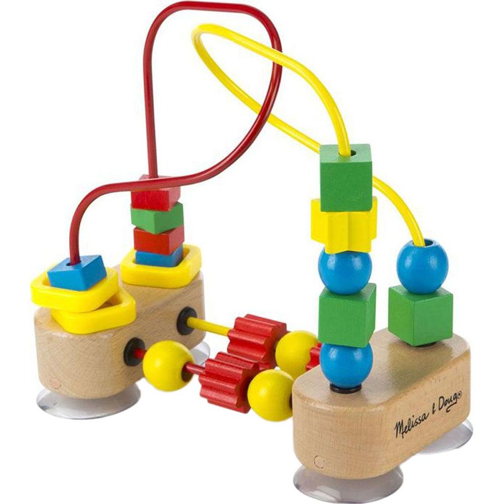 Игровой набор Melissa #and# Doug Классические игрушки Лабиринт с фигурами