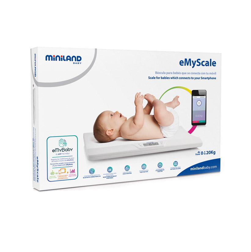 Весы детские Miniland Emyscale
