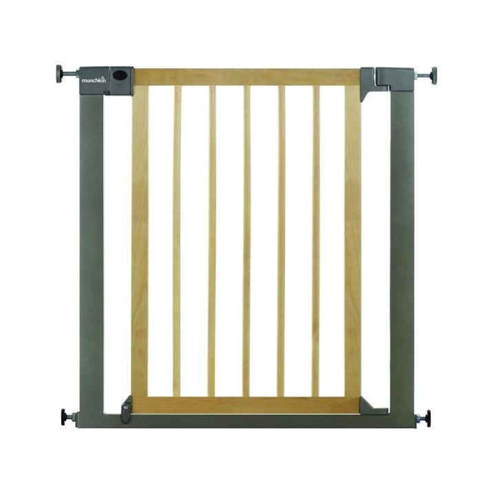 барьеры и ворота munchkin барьеры ворота easy close mck ext metal расширяющиеся Ворота безопасности Munchkin Easy Close 75-82 см