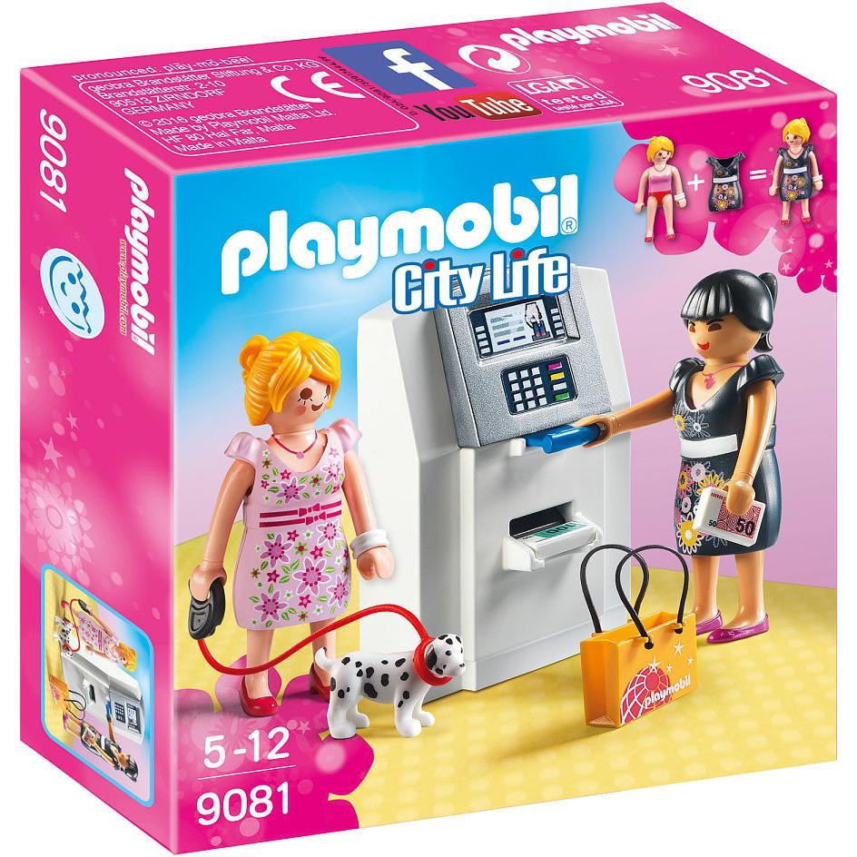 Игровой набор Playmobil Шопинг: Банкомат