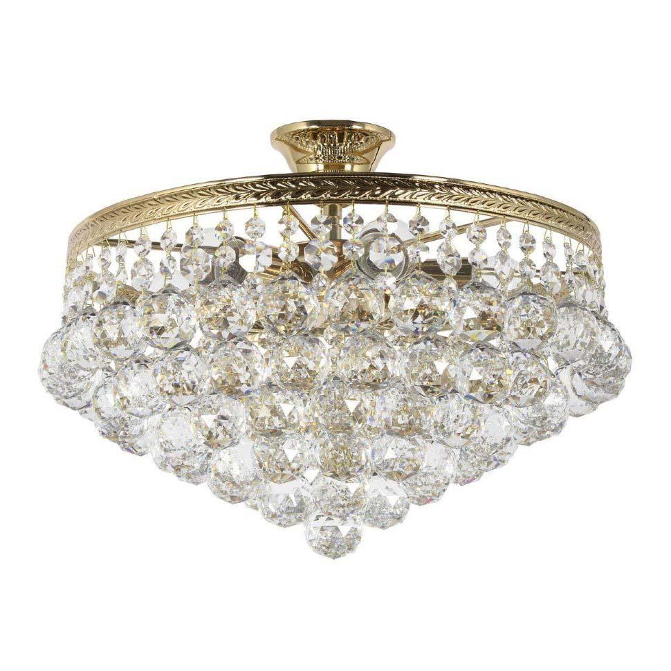Потолочный светильник Dio DArte Elite Cremono E 1.3.46.200 G потолочная люстра dio darte elite cremono e 1 2 24 100 g