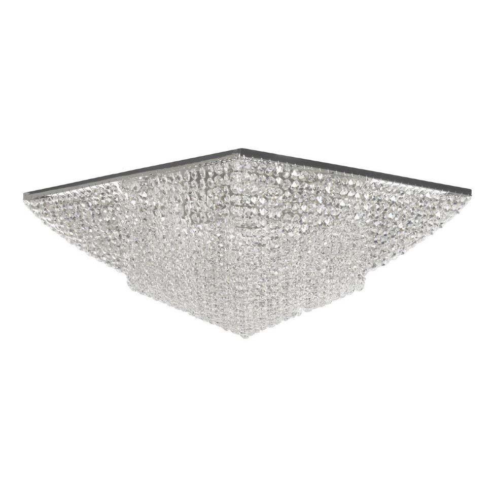 Потолочный светильник Dio DArte Elite Ferrara E 1.2.50.100 N бра хрустальная dio darte ferrara e 2 10 100 n