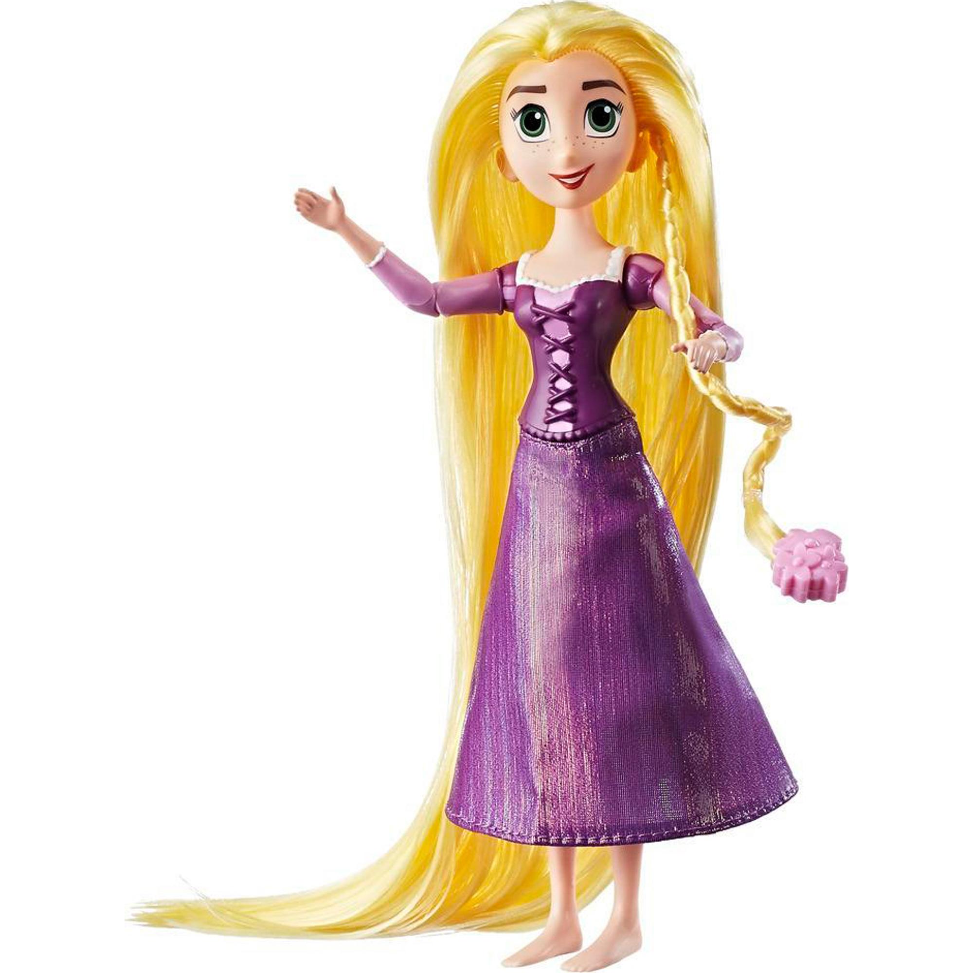 Кукла Hasbro Рапунцель Классическая 20,5 см фото