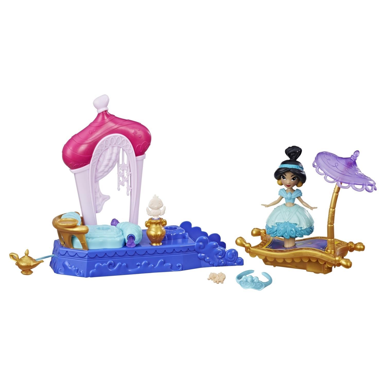Кукла Hasbro с транспортом в ассортименте 10,2 см