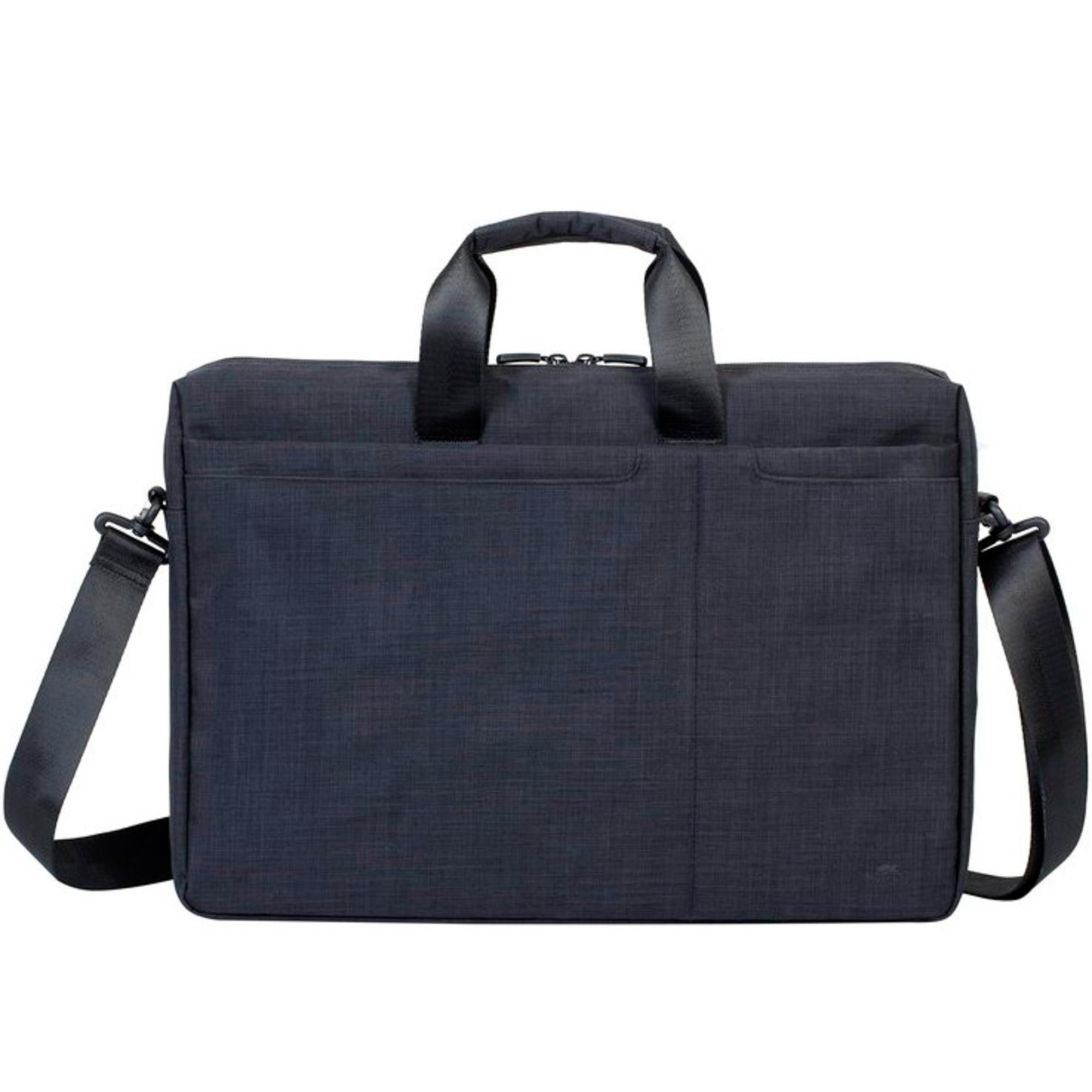 сумка для ноутбука rivacase 8920 13 3 black Сумка для ноутбука RivaCase 8355 Black