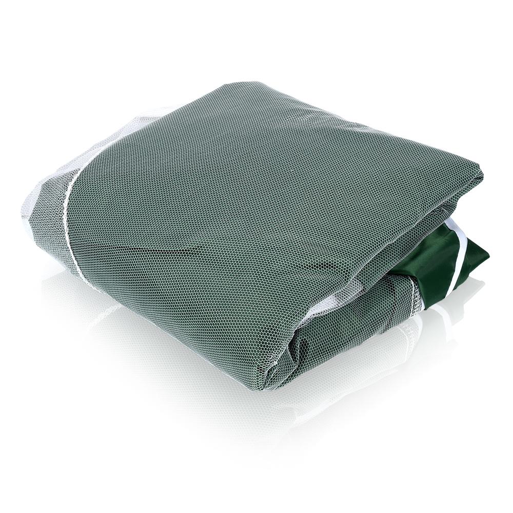 Сетка противомоскитная на садовые качели Help 220х142х196 см сетка противомоскитная для окон help 130х150 см