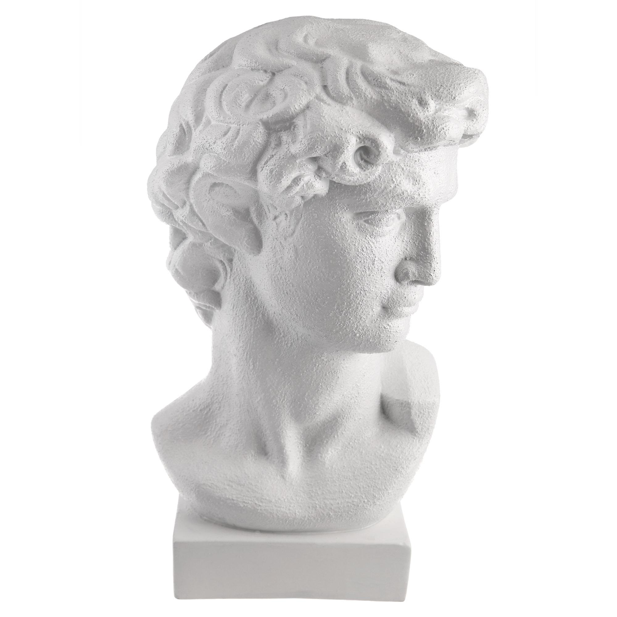 Фигурка 45cm white Santos busto David