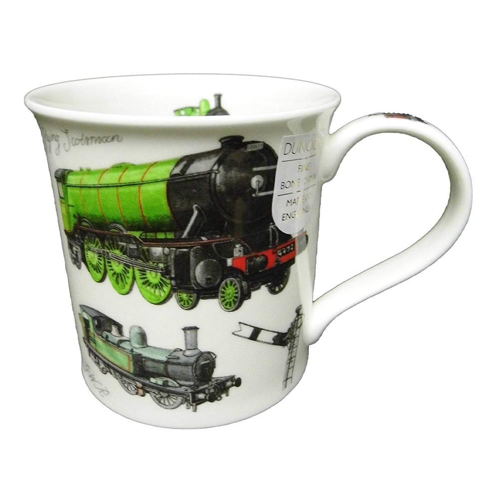 Кружка Dunoon Cairngorm Поезда 480 мл кружка dunoon веселая семейка 480 мл