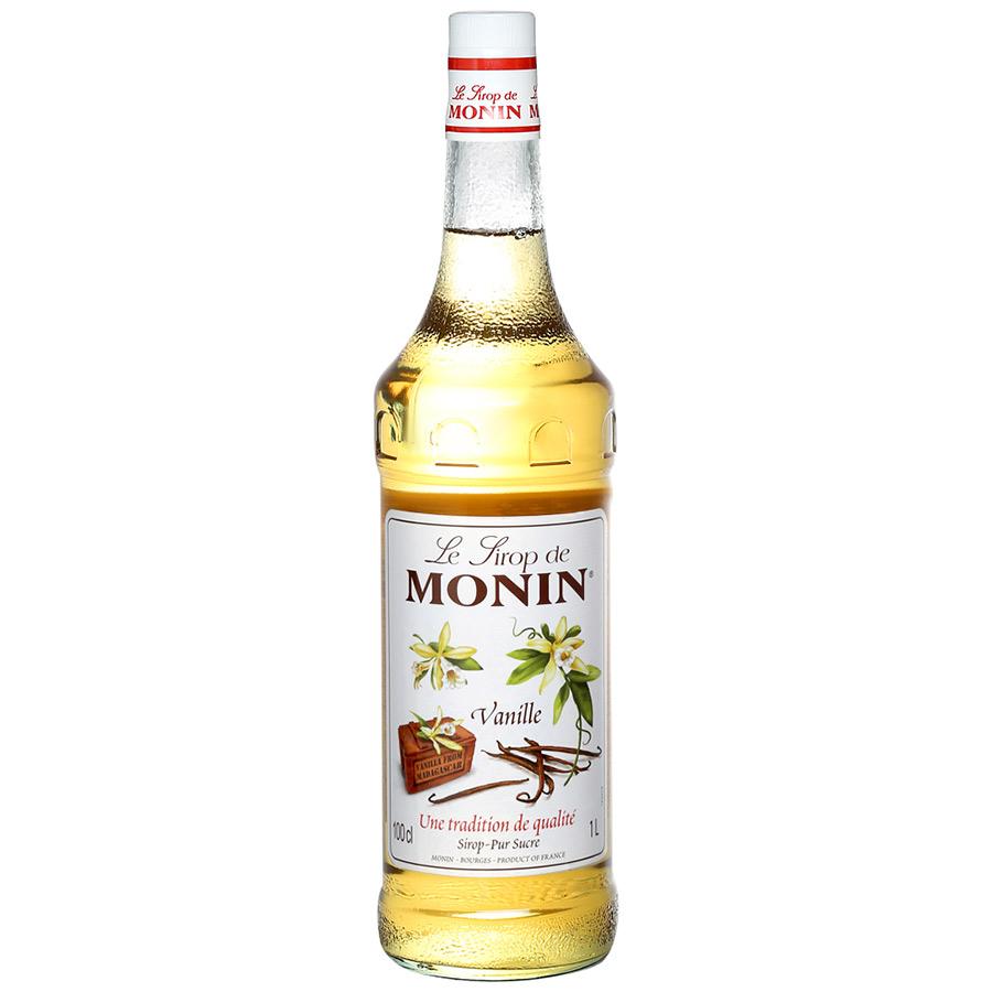 Сироп Monin Ваниль 1 л