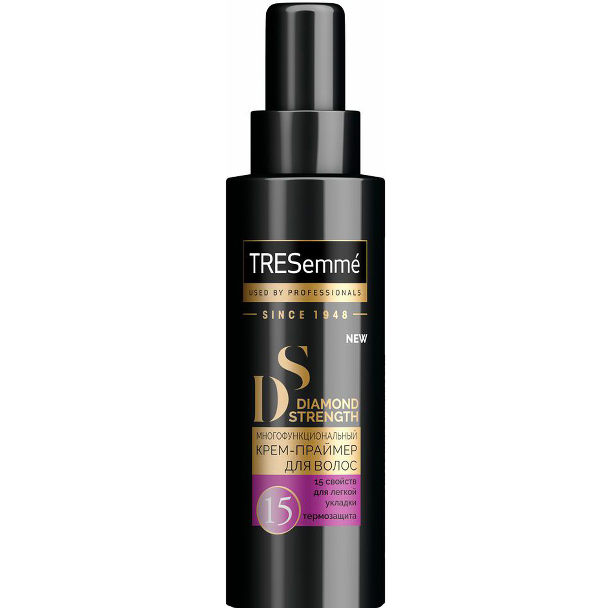 Крем-праймер для волос Tresemme Diamond Strength 125 мл.