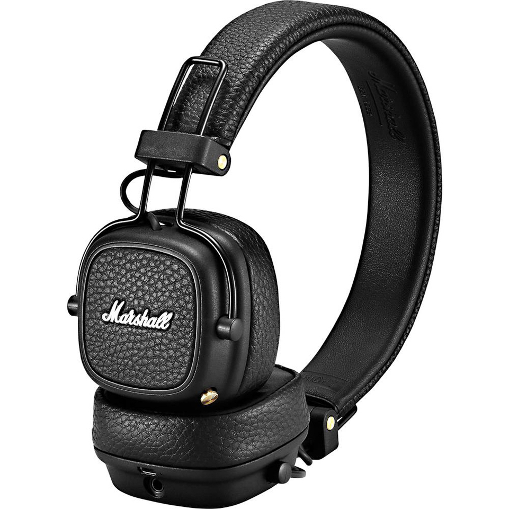 Наушники Marshall Major III Bluetooth Black robert marshall the haunted major
