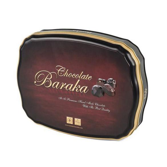 Конфеты шоколадные Baraka Дипломат ассорти 312 г фото