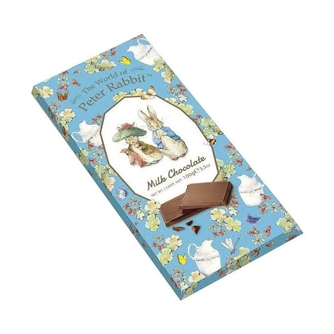 Шоколад The World of Peter Rabbit молочный 100 г