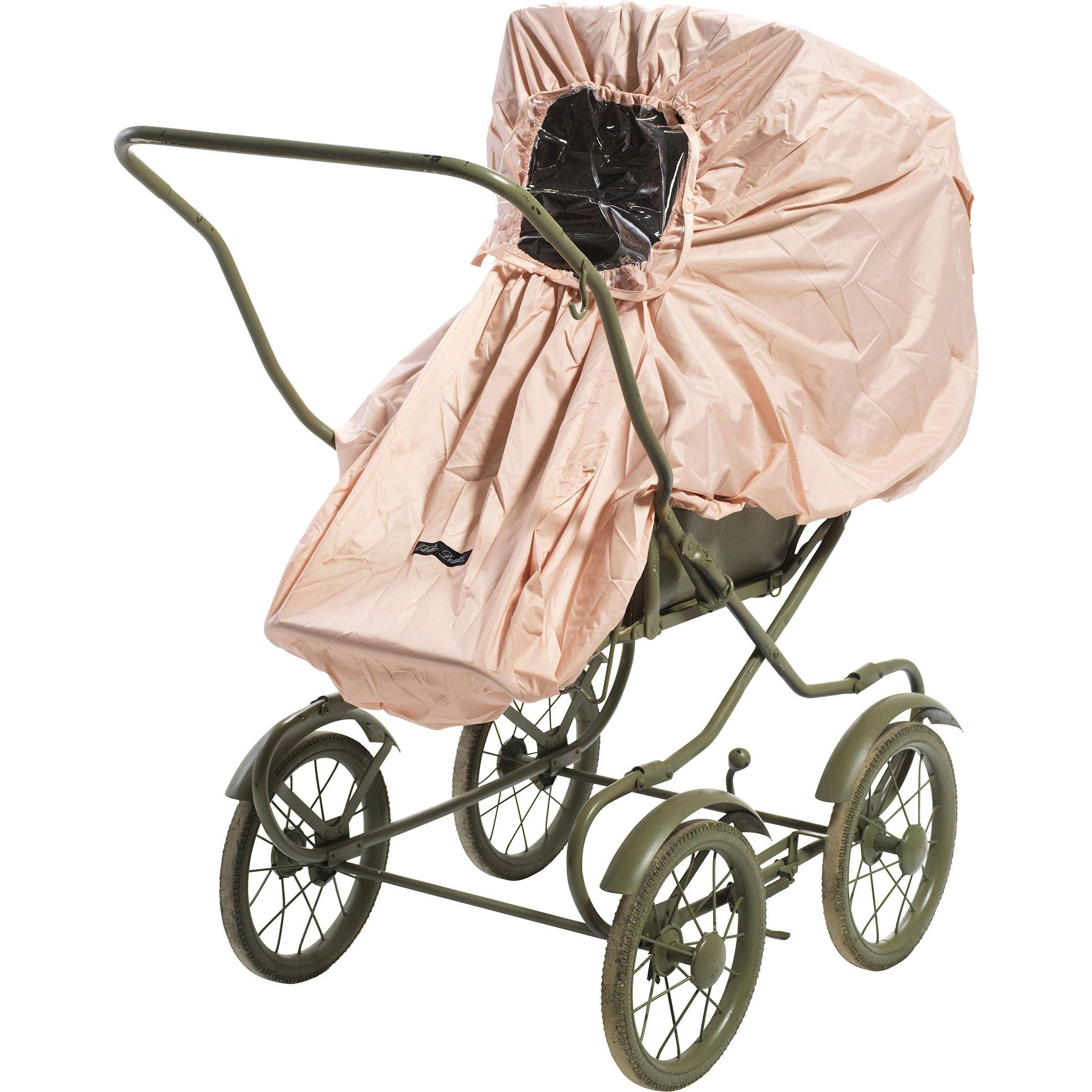 Купить Дождевик для коляски Elodie Details Powder Pink, Китай, всесезонная, Детские коляски, автокресла и аксессуары