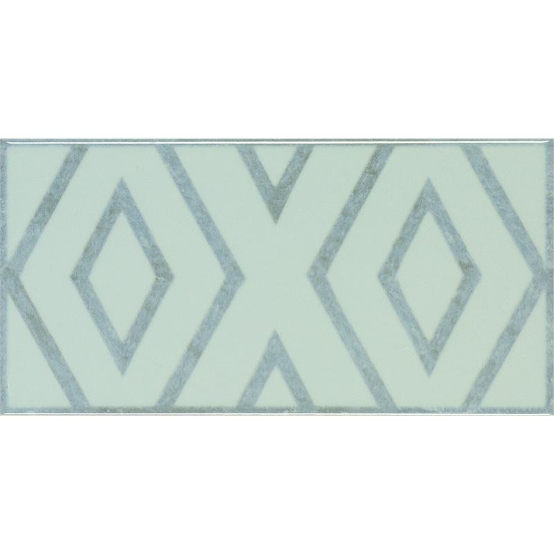 Плитка Ribesalbes Signature dec. aqua 10x20 см