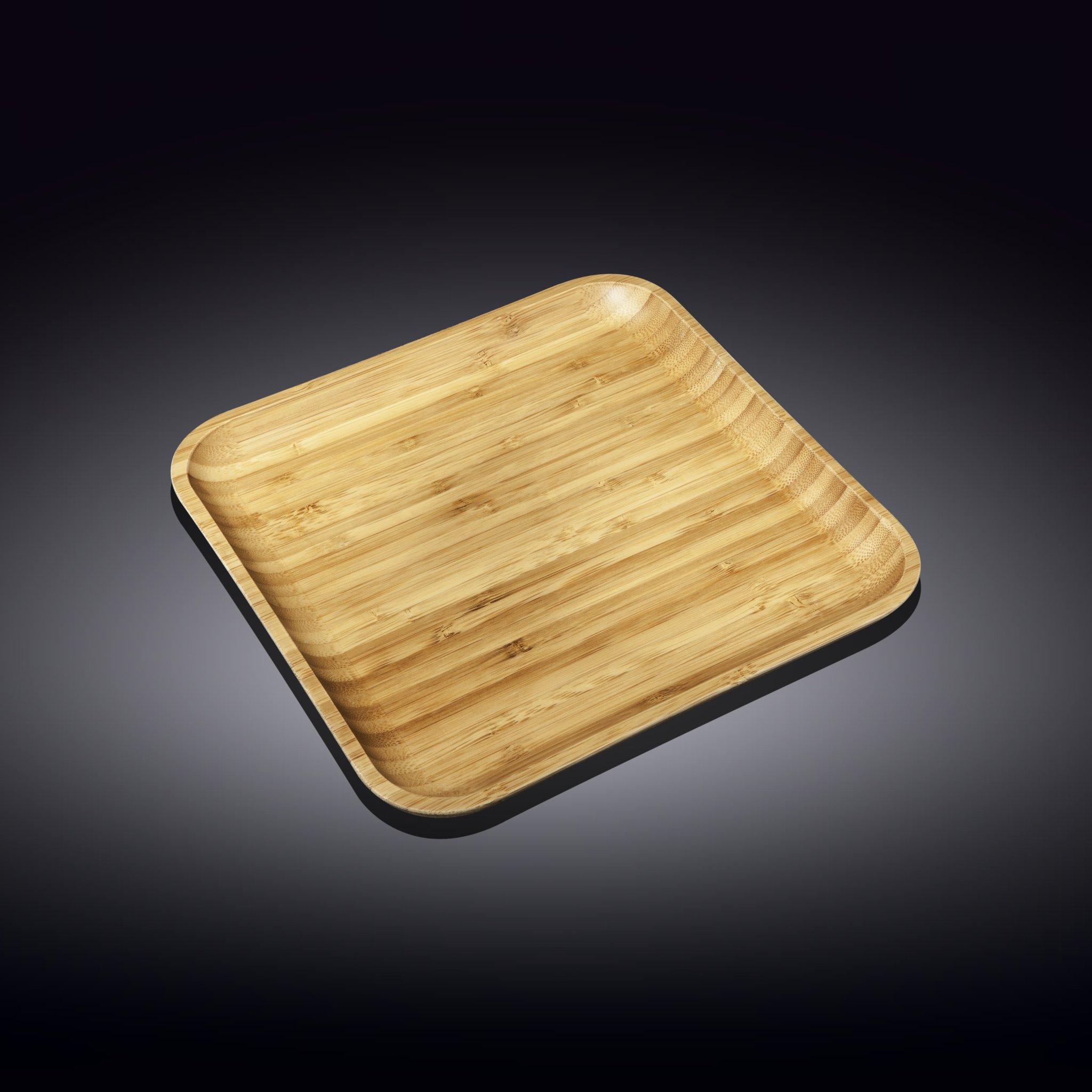 Блюдо сервировочное квадратное Wilmax 25.5 см блюдо сервировочное wilmax england 30 5 12 см