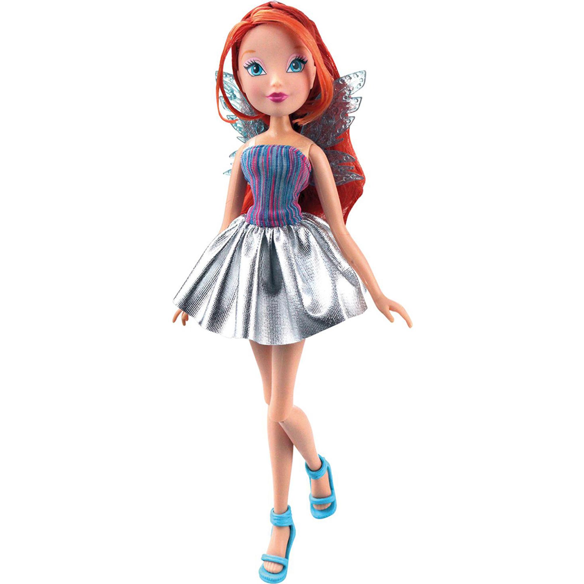 Кукла Winx Club Рок-н-ролл Блум фото