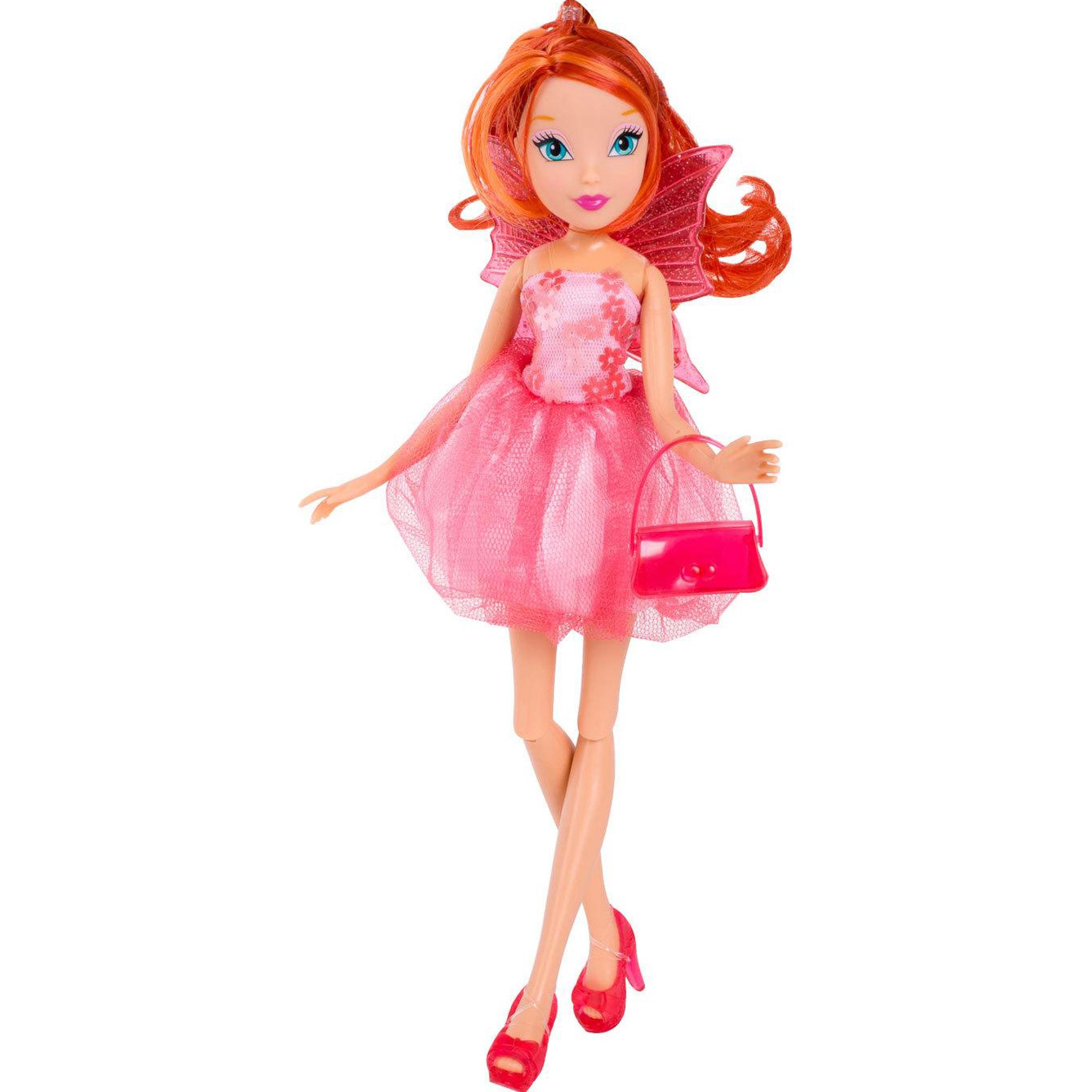 Кукла Winx Club Бон Бон Блум 28 см кукла winx club бон бон флора iw01641802