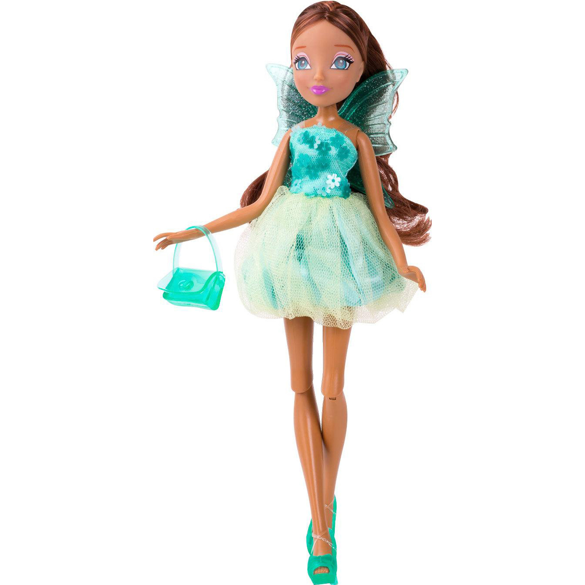 Кукла Winx Club Бон Бон Лейла 28 см кукла winx club онирикс лейла iw01611805