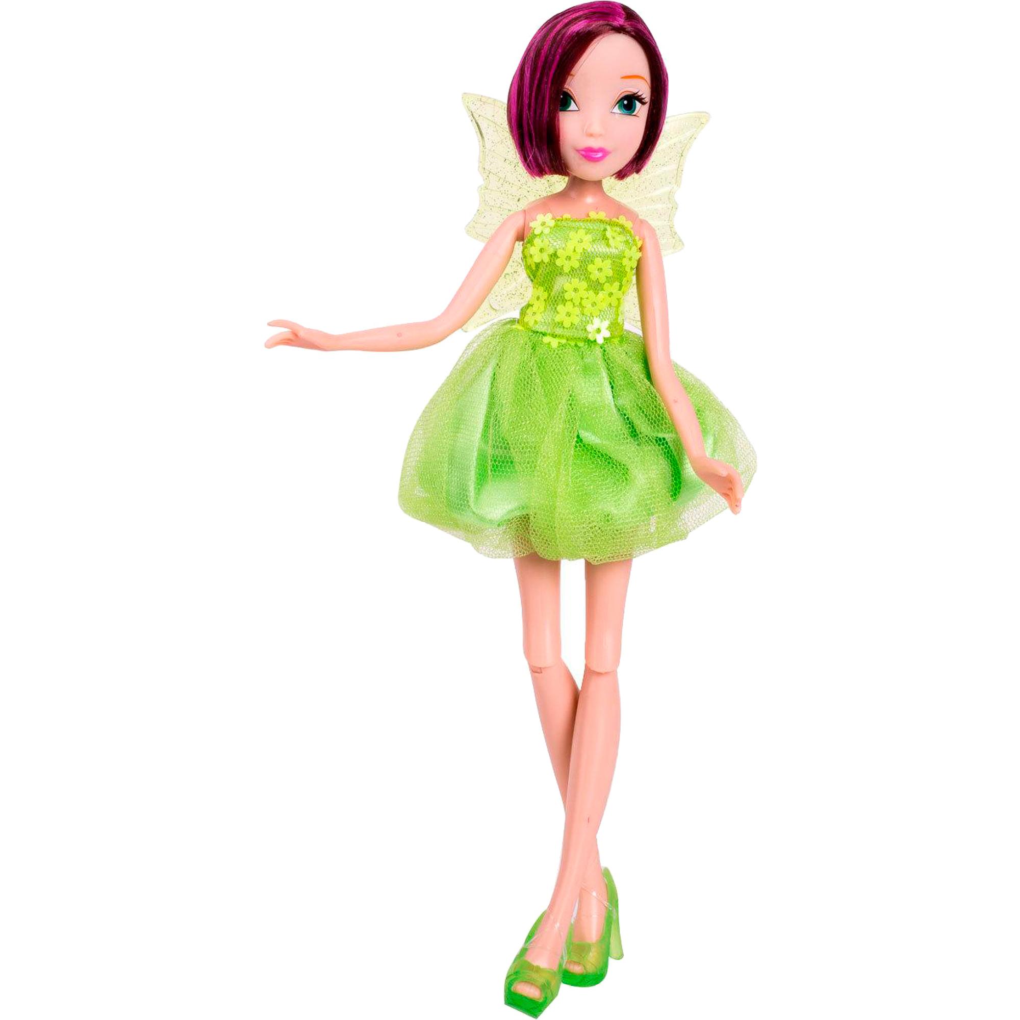Кукла Winx Club Бон Бон Техна 28 см кукла winx club бон бон флора iw01641802