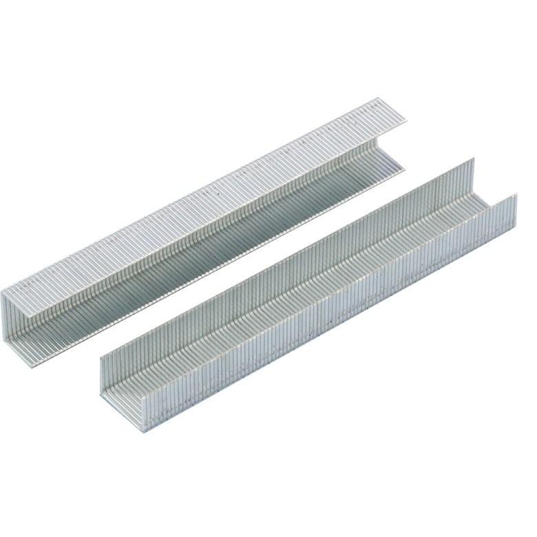 Усиленные скобы GROSS для мебельного степлера 6 мм, 1000 шт скобы для степлера stanley 1 tra209t тип 53 14 мм 1000 шт