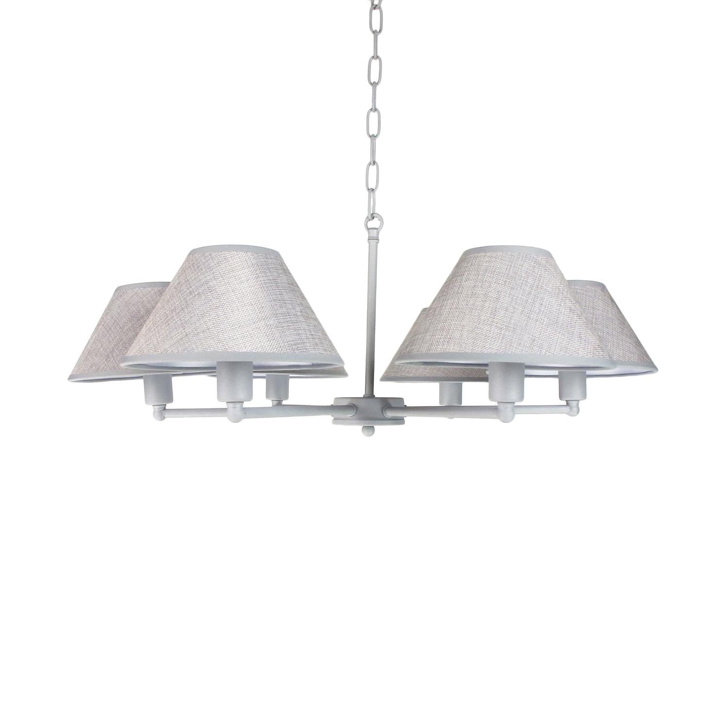 Подвесная люстра Светпромъ 12576 люстра подвесная светпромъ металлическая черная 52 5x100 см