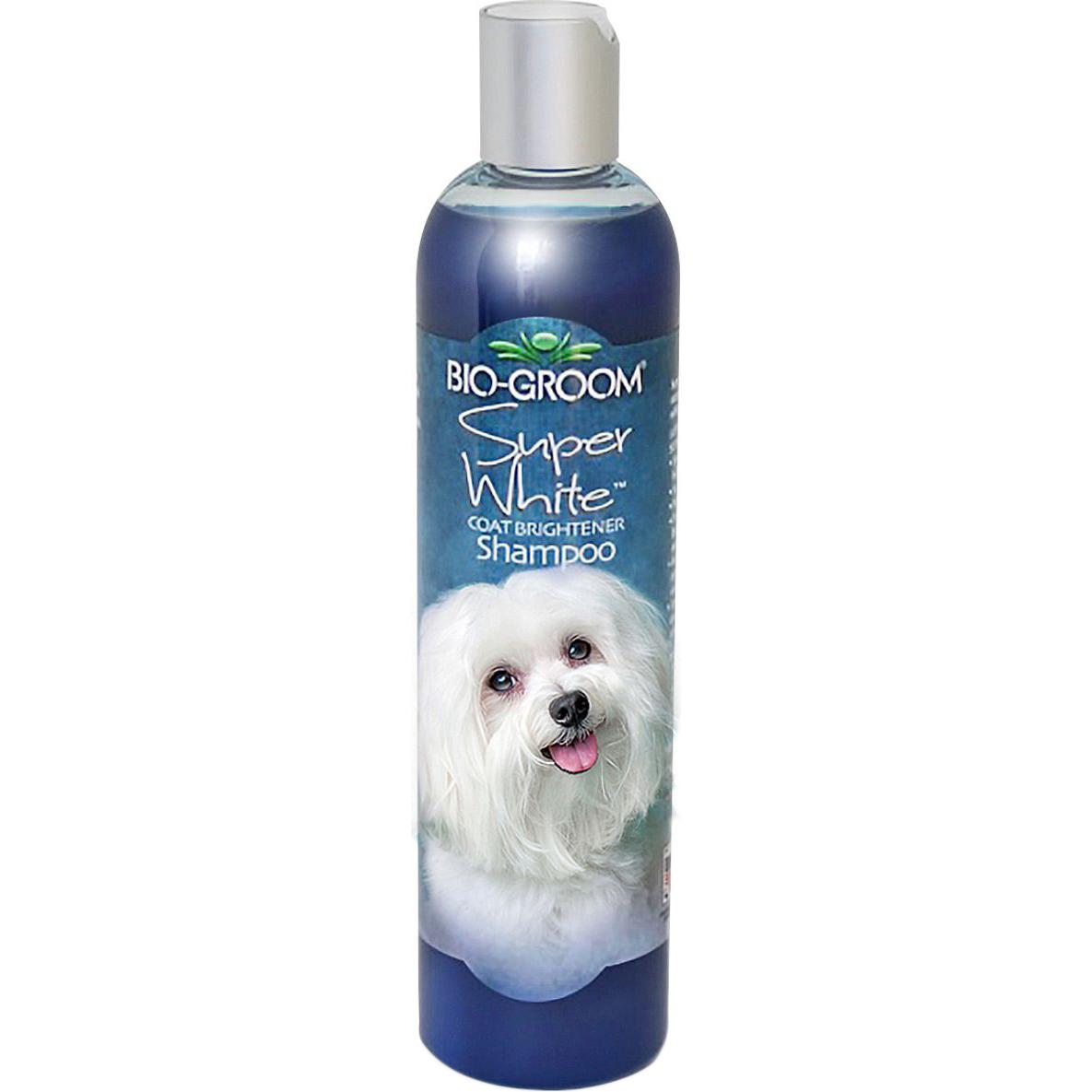 Шампунь для животных Bio-Groom Super White 355 мл