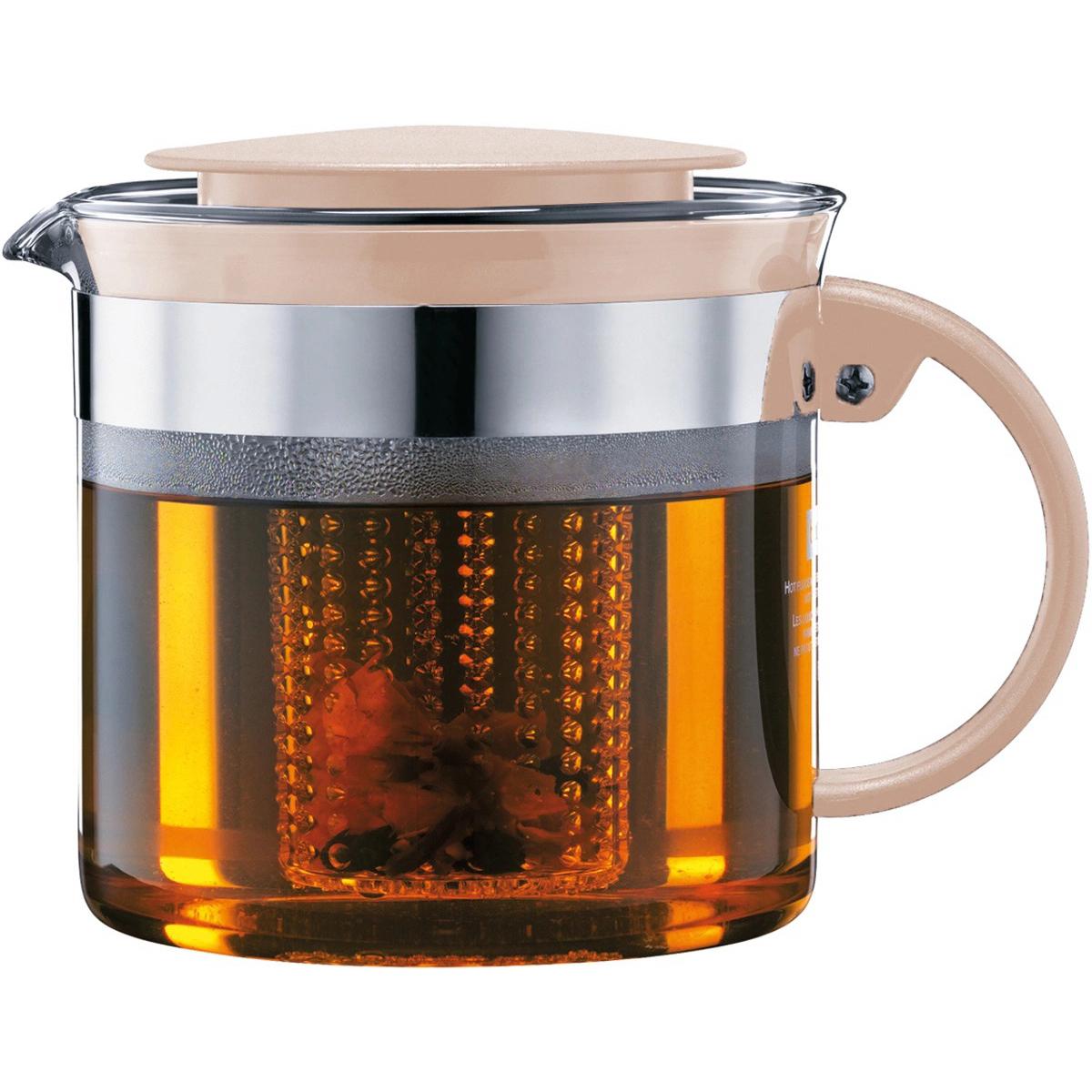 Чайник заварочный Bodum Bistro Nouveau в ассортименте 1 л заварочный чайник 1 5 л lilac 5520010 1