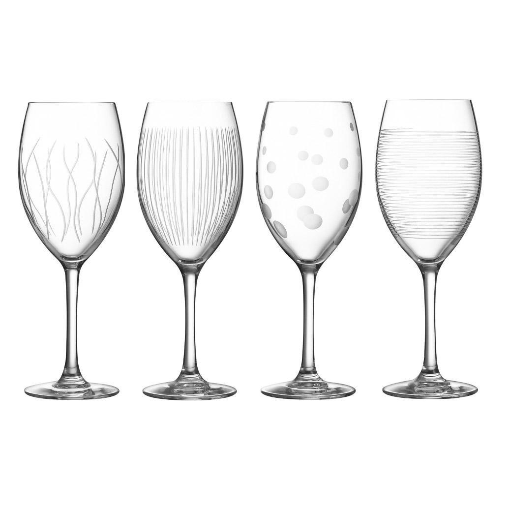Набор бокалов для вина лаунж клаб 250мл Luminarc