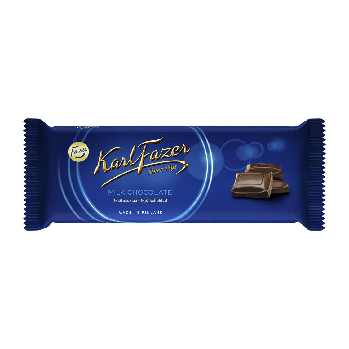 шоколад молочный icam 100 г Шоколад молочный Karl Fazer 100 г