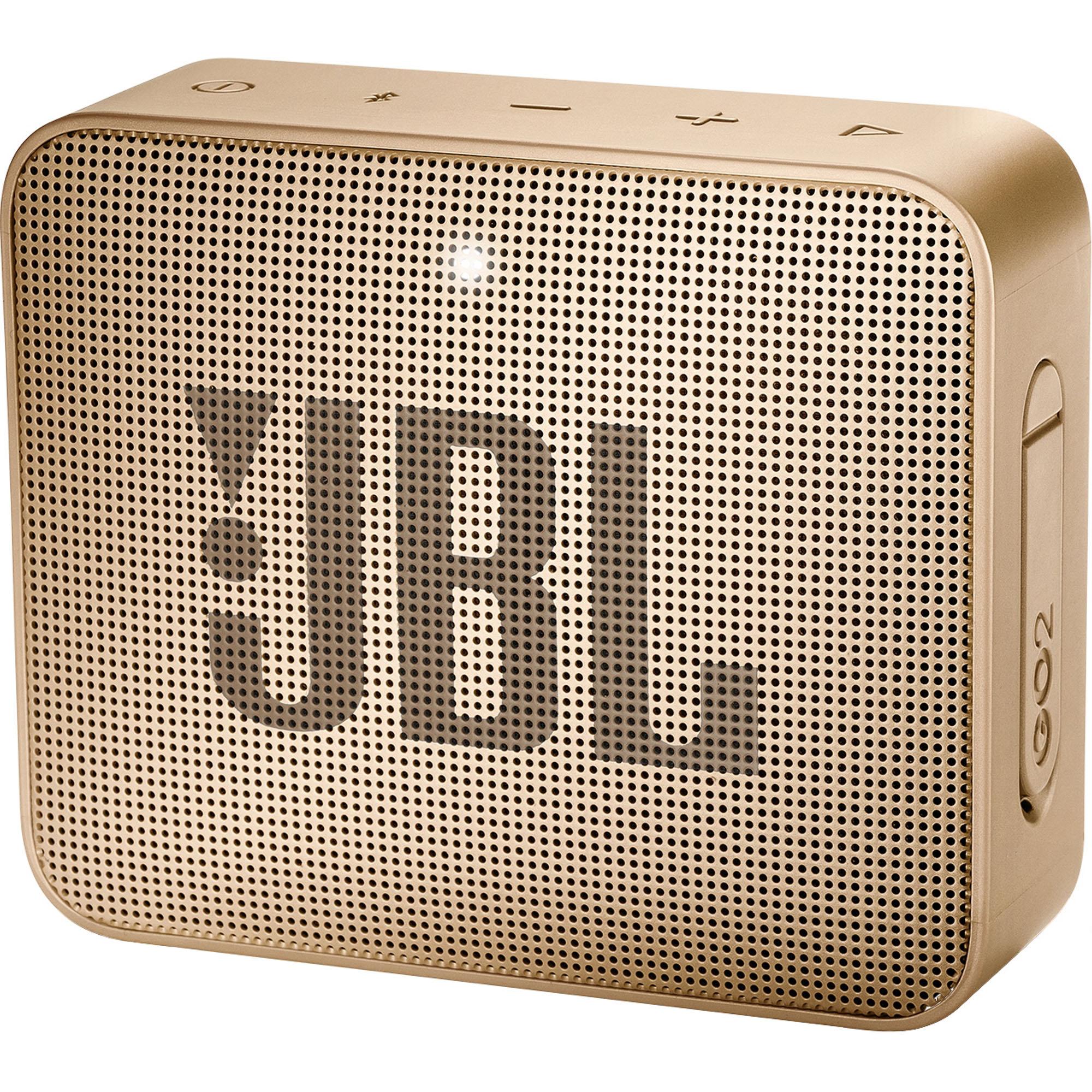 Портативная акустика JBL GO 2 Champagne фото